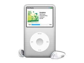 苹果iPod classic 2(120G)