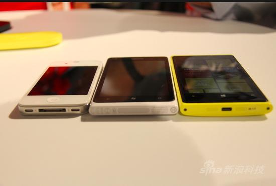 诺基亚Lumia920评测:主打影像技术