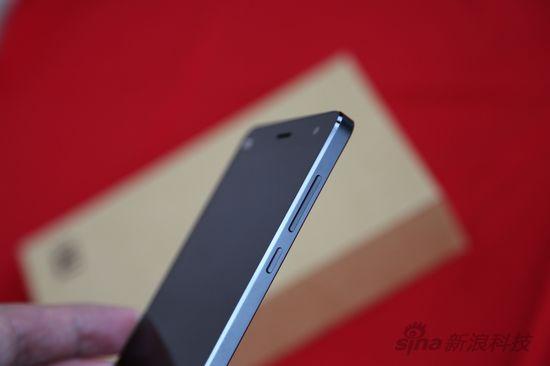这次谈用料及手感小米手机4评测