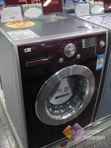 独特魅力最具时尚气息滚筒洗衣机推荐(6)