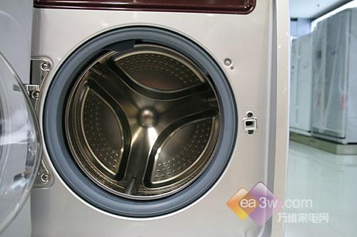 独特魅力最具时尚气息滚筒洗衣机推荐(3)