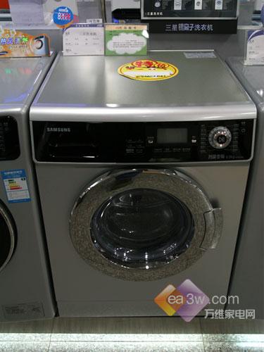 热风清新三星6公斤滚筒洗衣机5980元