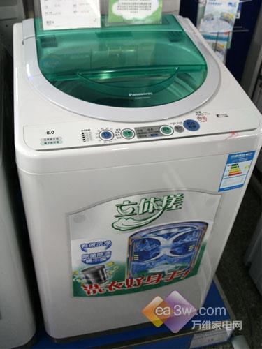 提高洗净度五款不锈钢内桶洗衣机推荐(4)