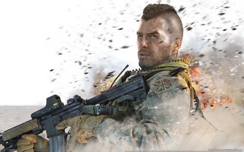 《使命召唤 现代战争2》游戏壁纸下载_家电