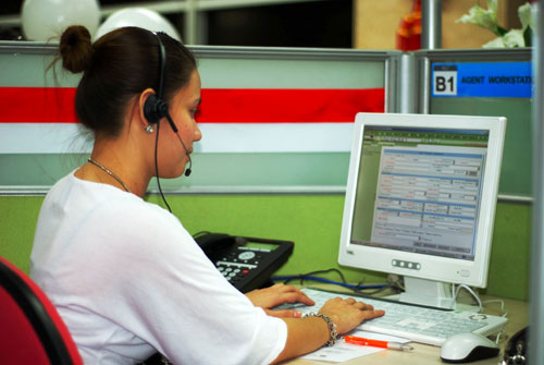 tcl集团设立统一海外客服呼叫中心图片