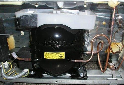 冰箱启动器内部结构