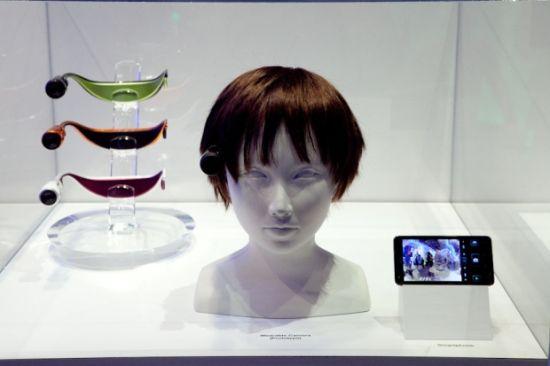 CES2012松下展台前所未有的高科技生活