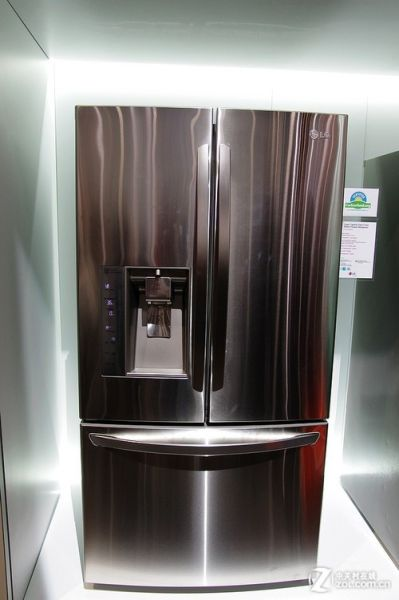 性能还是娱乐从CES看清冰箱未来模样