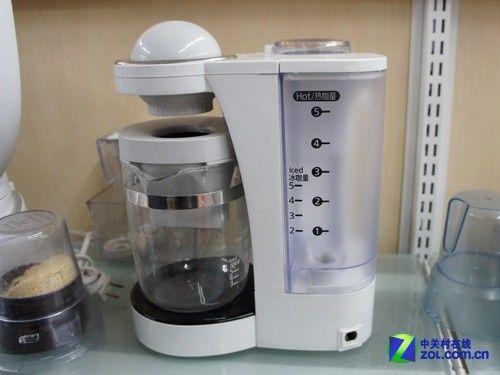 白领人士首选松下多功能咖啡机现热卖