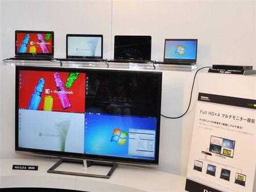 东芝日本发布4k2k电视专用视频转换器