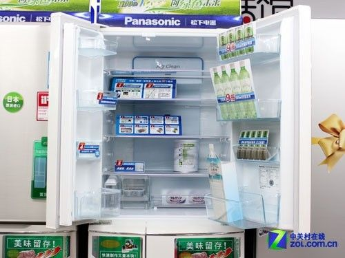 一键式快速制冰松下多门冰箱15900元