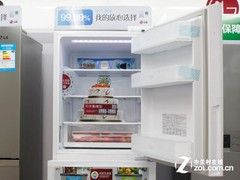 宽幅智能变温LG三开门冰箱现6978元