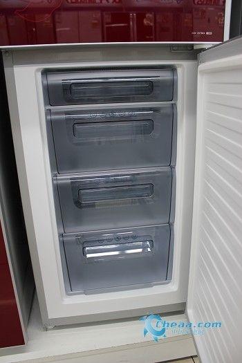 宁静更省心美菱207L两门冰箱卖场热销