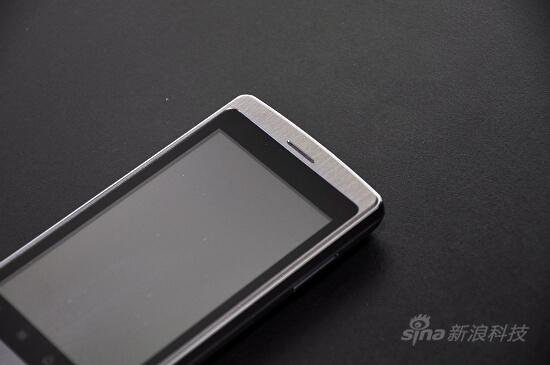 做工精良OPPO首款侧滑智能手机X903评测