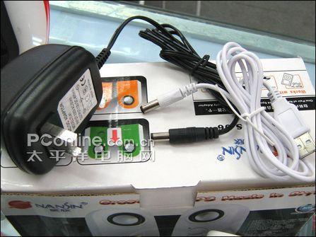 兰欣US-06笔记本小音箱只卖88元