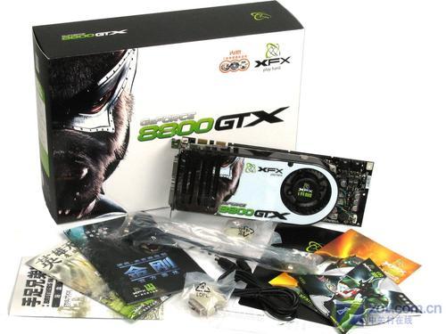 发烧玩家注意XFX讯景88GTX暴跌1000元
