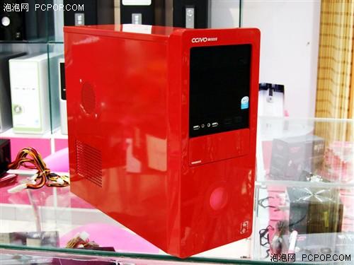 朱红色烤漆新战线iPOD机箱热卖299元