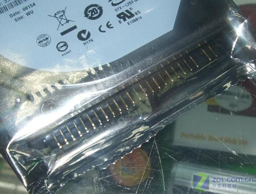 升级指南希捷160GB笔记本硬盘499元