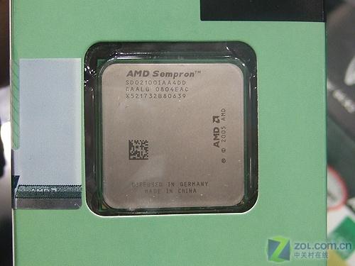 锁定赛扬双核AMD闪龙双核处理器399元