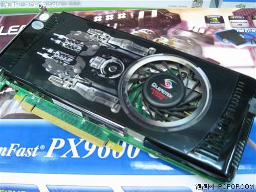 台系一线品质丽台公版96GT显卡1560元