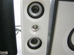 雪白色适合女性三诺V-61音箱报价320元