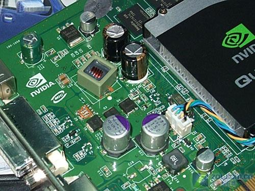 锁定专业级3D渲染丽台FX1700显卡4500元