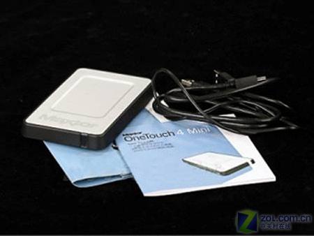 五项全能迈拓OT4MINI移动硬盘试用