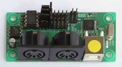 新方案研发成功可用USB2.0传输MIDI