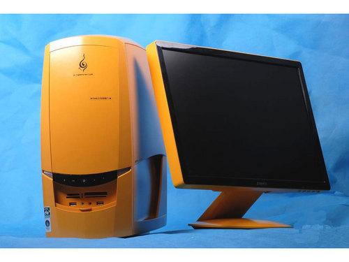 玩转PES2008 市面上主流游戏电脑推荐_硬件