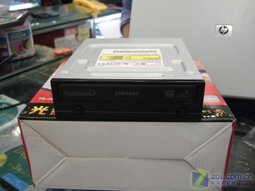 刻盘不求人三星光影TS-H653E刻录机299
