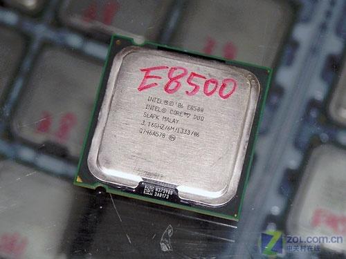 3.16GHz高主频E8500散片到货仅1780元