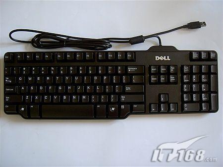 经典再现戴尔经典键鼠套装仅卖135元