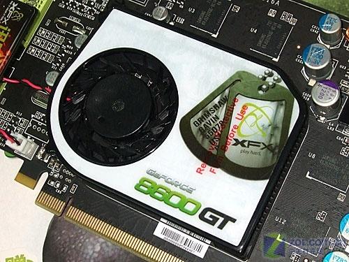 玩DX10游戏够用讯景豪华8600GT显卡599