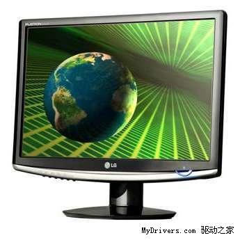 LG发布最省电的22寸液晶显示器