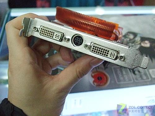 主流3D游戏全能行迪兰3870显卡1299元