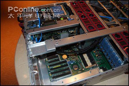 hp服务器做了raid 1,四块硬盘坏了两块,换两块同型号的新硬盘就可以了