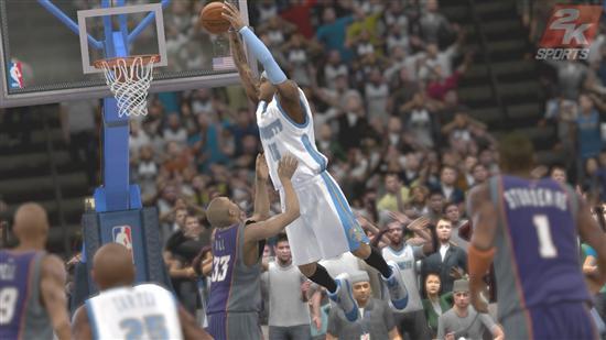 2K Sports正式宣布 NBA 2K9 PC版