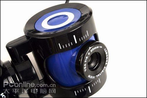 同时,镜头支持手动调焦及十倍数码变焦功能,拥有20mm至无限的使用距离