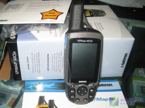 Garmin集思宝60CSx手持GPS导航仪-手持机皇登山好助手 60CSx手持