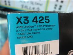 三核很超值!AMD速龙Ⅱ425跌至475元