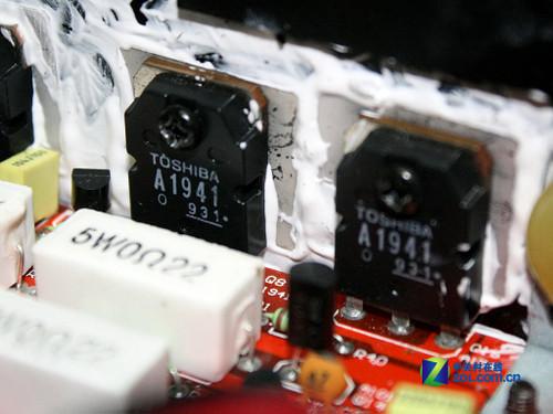 东芝A1941功放芯片-2900元的秘密 顶级HiFi音箱拆解评测