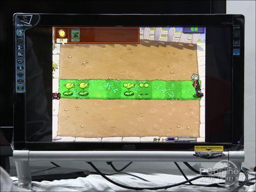 用手指玩魔兽两大触控显示器对比评测(4)