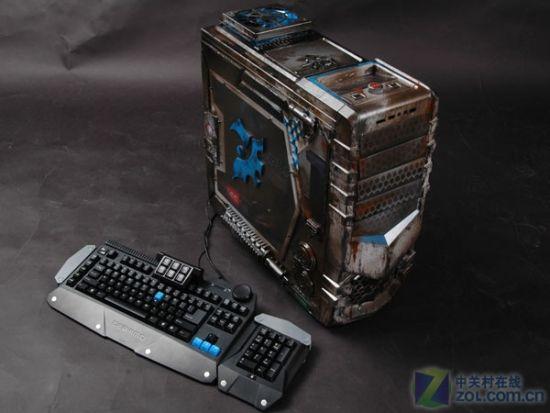 雷诺塔重塑星际2画面MOD作品装备探秘