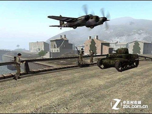 战地1942:罗马之路游戏画面