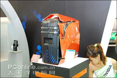 科技时代_Computex直击宏基旗舰游戏PC Predator