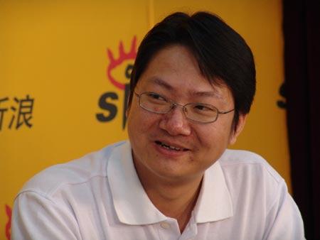 科技时代_邓裕强做客白银时代:我从不享受融资的过程