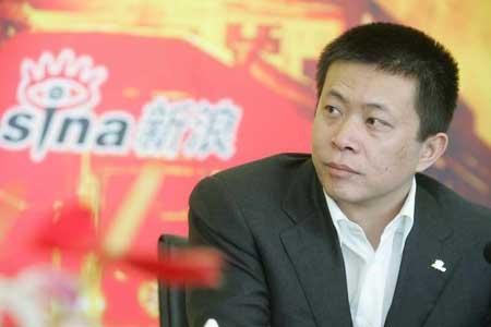 科技时代_新浪CEO曹国伟:网络广告超音速增长