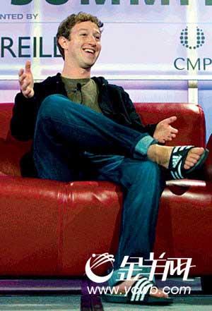 科技时代_Facebook创始人:不穿袜子的亿万富翁