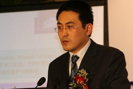 CNNIC互联网发展研究部刘冰