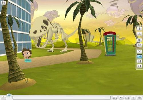 科技时代_谷歌推Lively挑战Second Life